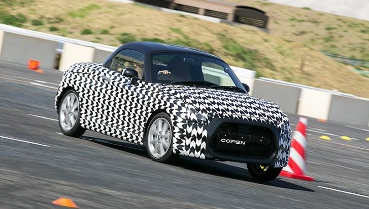 Build A Toyota >> Daihatsu Copen Will Be An Awesome Convertible Kei Car, In ...