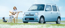 Daihatsu Mira Cocoa Launched in Japan