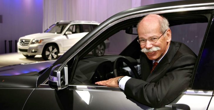 Daimler AG Reports Greatly Improved Third Quarter in 2013
