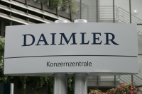 Daimler is still looking good, but wants to be sure