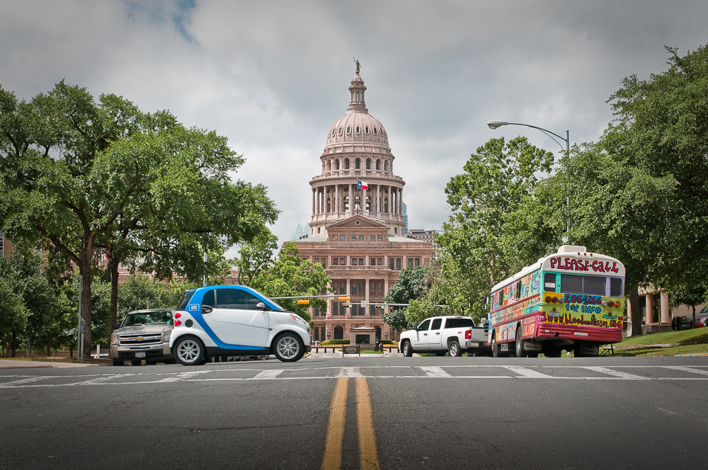 Austin Tx Smart Car Rental Your Points Miles Guide To