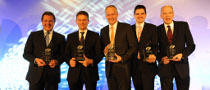 Daimler Had Most Successful Brands at Image Awards 2011