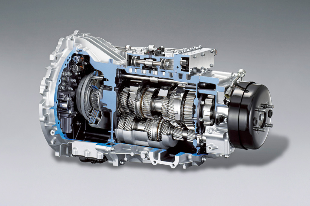 Daimler Offers The First Dual Clutch Transmission On A Truck Autoevolution