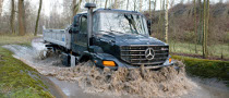 Daimler Sends 50 Vehicles to Support Japan Relief