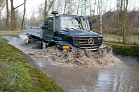 Mercedes-Benz Zetros AWD