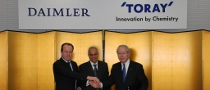 Daimler-Toray JV to Produce CFRP