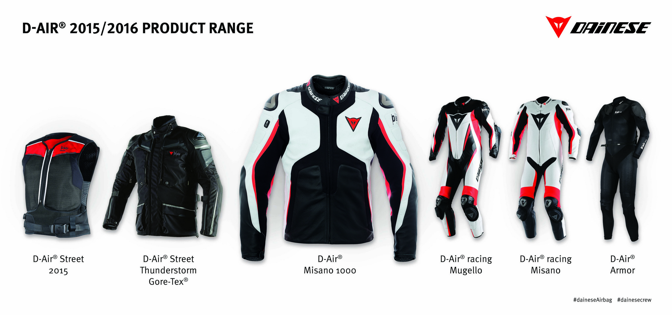Dainese D Air Misano 1000 The Most Advanced Motorcycle