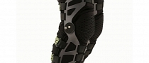 Dainese Surfaces New Hybrid Knee Brace [Video]
