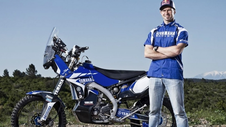 Dakar Star Cyril Despres Signs with Yamaha
