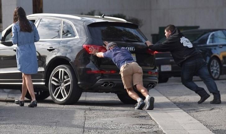Dakota Fanning's Audi ... Channing Tatum Wife