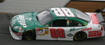 Dale Earnhardt Jr Takes Pole Position in the 2011 Daytona 500