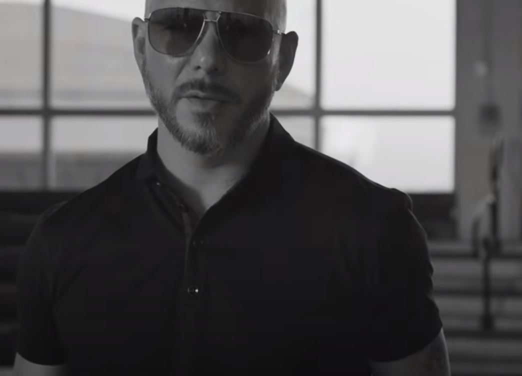 Pitbull becomes co-owner at Trackhouse Racing NASCAR Cup Series team