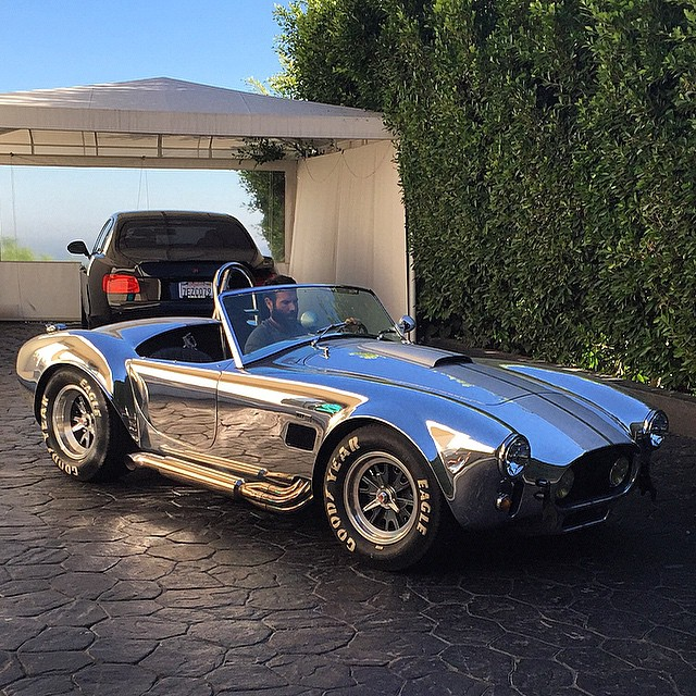 Nissan Of Las Vegas Dan Bilzerian Takes His 427 Shelby Cobra for a Spin: Going ...