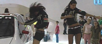 Dancing Girls Make Grande Punto Abarth S2000 Look Good [Video]
