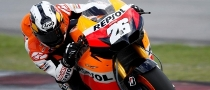 Dani Pedrosa Fastest in Qatar Day One Test