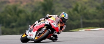 Dani Pedrosa Still Leading the 2013 MotoGP Sepang Tests