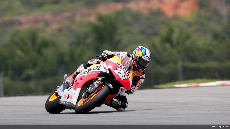2013motogp_Dani Pedrosa Still Leading the 2013 MotoGP Sepang Tests - autoevolution