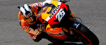 Dani Pedrosa Wins the Italian GP
