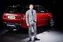 Daniel Craig Introduces the 2014 Range Rover Sport, Pockets $1 Million