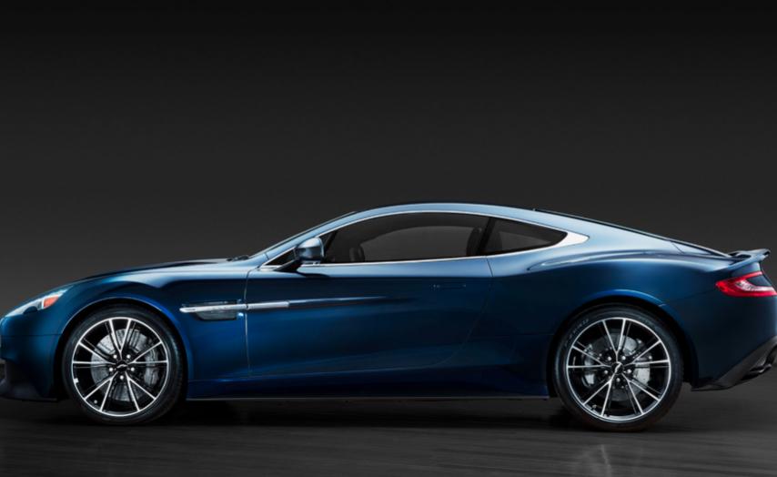 Daniel Craig To Sell Bespoke 007 Aston Martin Vanquish For Charity Autoevolution