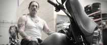 Danny Trejo Snapped on the RSD Stealth Bagger