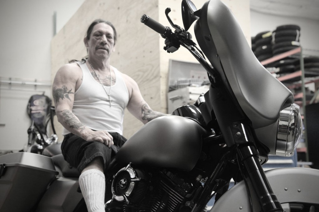 Danny Trejo Motorcycle Many Know About Danny Trejo's
