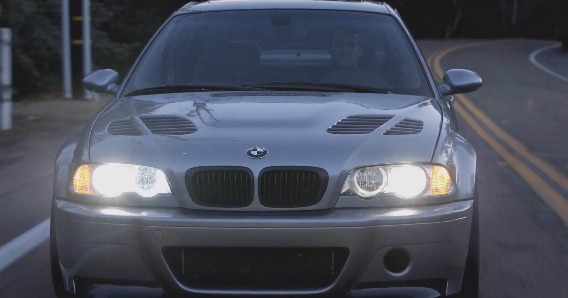 Danny Way Talks About His Bmw E46 M3 In Front Of The Camera