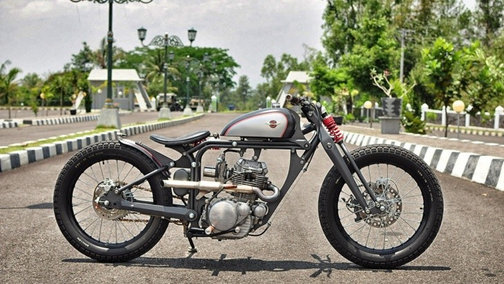 Darizt Design 16th Attempt, a Bike to Fall in Love With [Photo Gallery]
