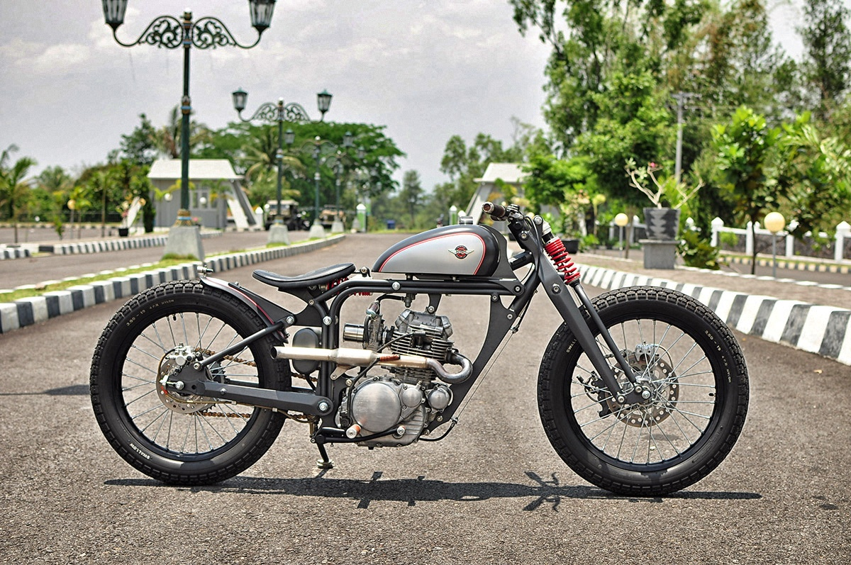 Darizt Design 16th Attempt A Bike To Fall In Love With