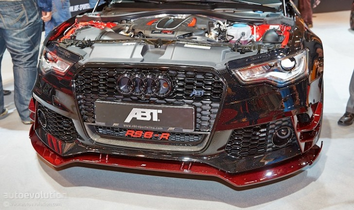 tuningcars darth vader 39 s audi rs6 r by abt invades essen 2014 with 730 hp. Black Bedroom Furniture Sets. Home Design Ideas