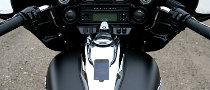 DashLink Motorcycle Docking Console for iPhone and iPod Touch Launched