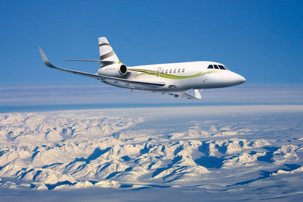Dassault Falcon 2000s Business Jet By Bmw Group