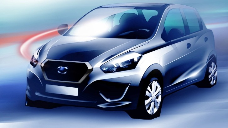 Datsun K2 Revealed in Official Sketches