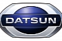 Datsun Logo Revealed by Nissan, Brand Coming in 2014