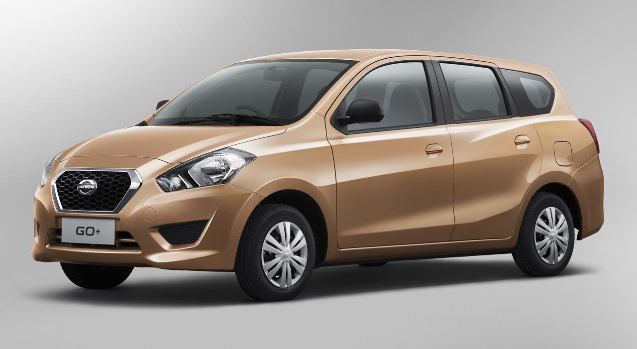 Datsun Unveils Seven-Seat GO+ - autoevolution