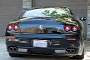 David Beckham Gets Customized Ferrari 612 Scaglietti