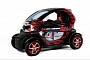 David Guetta Personalizes Renault Twizy EV [Video]