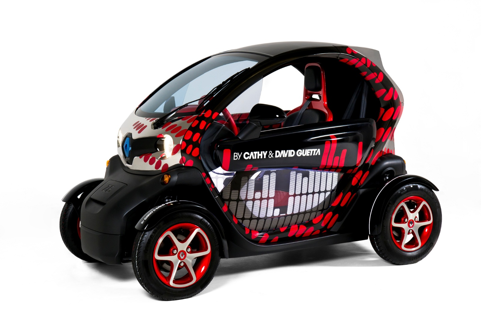david guetta personalizes renault twizy ev autoevolution. Black Bedroom Furniture Sets. Home Design Ideas