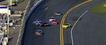 Daytona 500 Practice Starts Off with Five-Car Crash [Video]