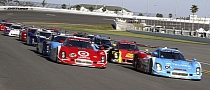 Daytona Testing for Prototype, Prototype Challenge Race Cars Suspended by IMSA