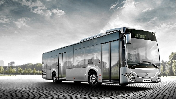 DB Regio Bus of Germany Orders 150 Mercedes and Setra Buses