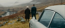 DB5 Featured in James Bond Skyfall Trailer [Video]