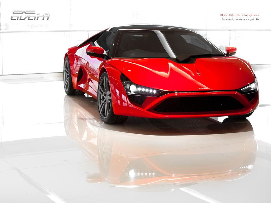 Dc Design Avanti India S Supercar Autoevolution