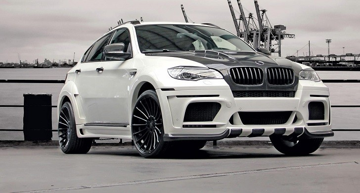 Dd Customs Transforms A Bmw X6 M Autoevolution