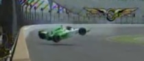 De Silvestro In Serious Indy 500 Crash [Video]