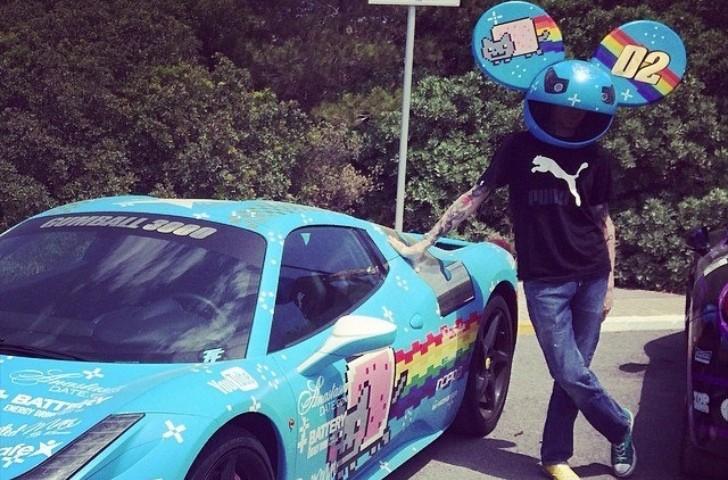 Deadmau One Seat Car