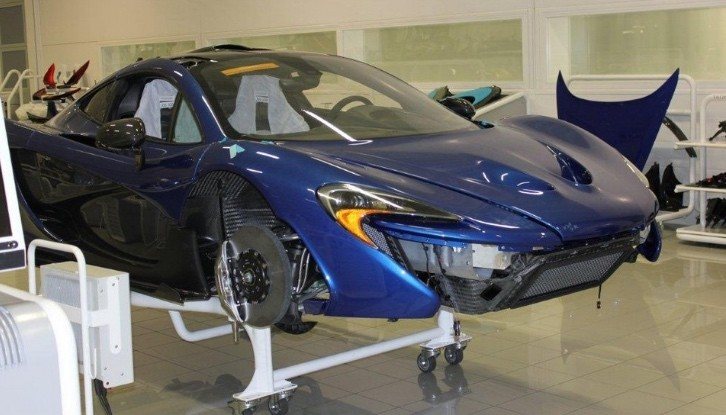 Deadmau5' McLaren P1 Comes In, But the DJ Is Not Home to Take Delivery - autoevolution