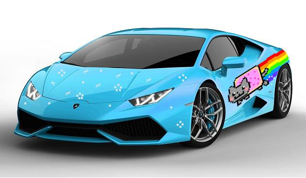 deadmau5 says he sold his ex purrari to get a purrican. Black Bedroom Furniture Sets. Home Design Ideas
