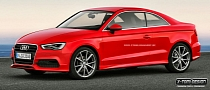 Dear Audi: Please Build the A3 Coupe