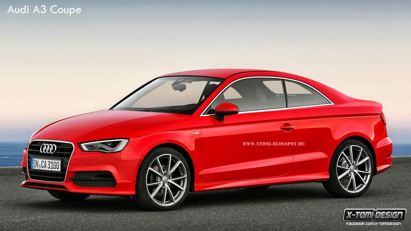 dear audi please build the a3 coupe autoevolution. Black Bedroom Furniture Sets. Home Design Ideas